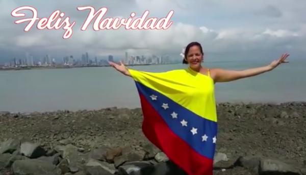 La emotiva cuña de Navidad hecha por bailarines venezolanos en el exterior | Captura de video