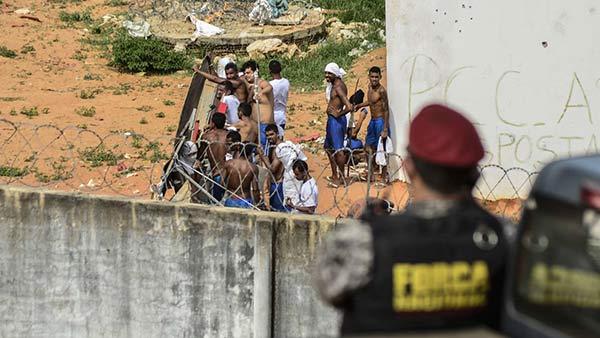 Cárcel de Brasil   Foto: EFE