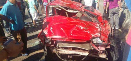 Dos mujeres mueren al caerse un carro del elevado de Delicias en Maracaibo | La Verdad