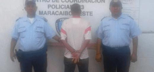 Detenidos 2 sujetos por abuso sexual de dos menores