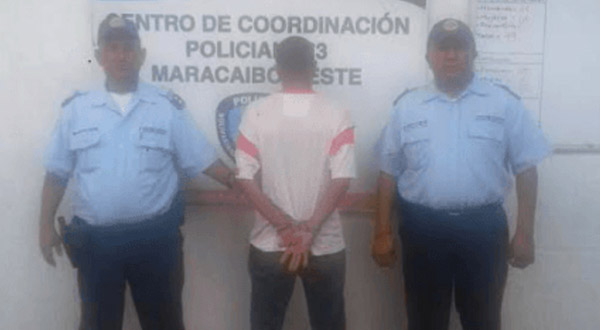 Detenidos 2 sujetos por abuso sexual de dos menores