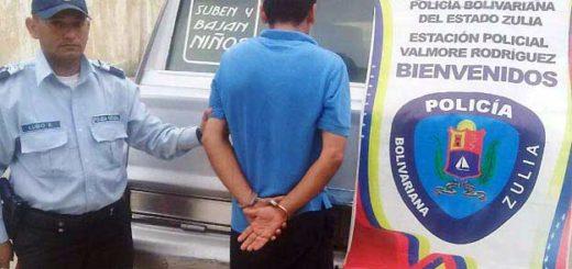 Detenido pederasta mientras abusaba de su hija | Foto: La Verdad