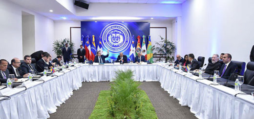 El Gobierno y la oposición venezolana se reúnen este viernes en República Dominicana | Foto: Cancillería RD