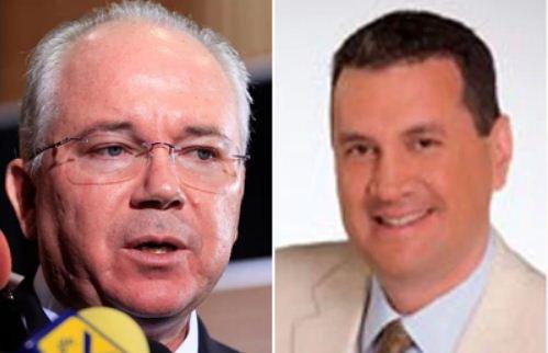 Arrestan a Diego Salazar, primo del embajador Rafael Ramírez | Composición