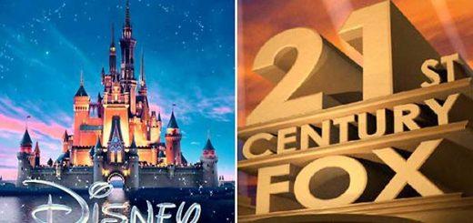 Disney compró 21 Century Fox |