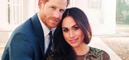 Príncipe Harry junto a su prometida Meghan Markle |Foto: Reuters