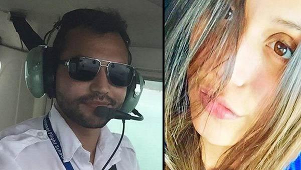 Acusan de asesinato al esposo de la periodista venezolana | Fotos: Twitter