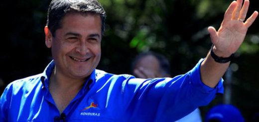 Presidente reelecto de Honduras, Juan Orlando Hernández | Foto: Cortesía