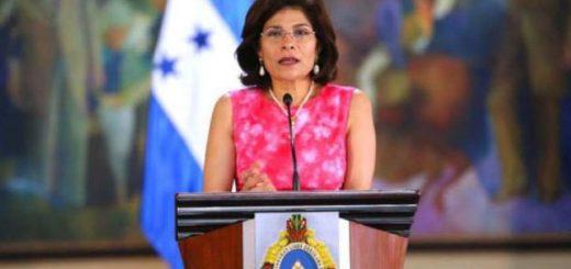 Hilda Hernández, hermana del presidente de Honduras | Foto: Cortesía
