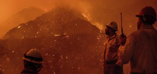 Incendios en California continúan | Foto: EFE
