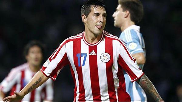 Jonathan Fabbro, futbolista paraguayo | Foto: Cortesía