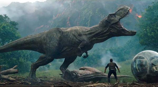 Jurassic World estrena nuevo trailer | Foto: GDA