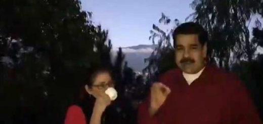 Nicolás Maduro invita a los venezolanos a ir a votar | Foto: Captura de video