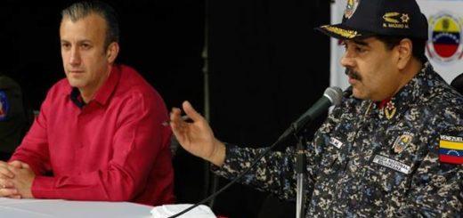 Maduro anunció Bono Navideño para oficiales activos de la PNB | Foto: @PresidencialVen