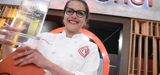 La venezolana María Gracia Sosa se convirtió en la ganadora de la 2° temporada de MasterChef Uruguay | Foto: I. Guimaraens