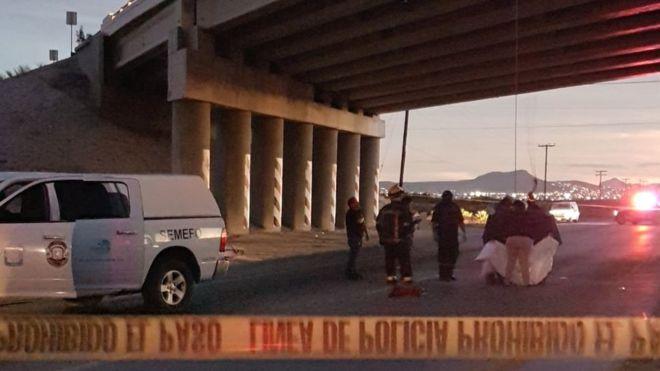 Los cuerpos fueron hallados en dos puntos carreteros que conducen al balneario San José del Cabo y cerca del aeropuerto de La Paz   Reuters