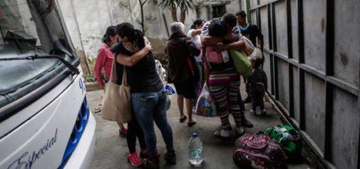 La tristeza invade a las familias venezolanas separadas en Navidad por la crisis | Foto: El Nacional