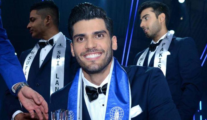 Mister Venezuela 2015, Gabriel Correa