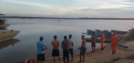 Lancha se volcó en Brasil |Foto cortesía