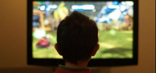 Muere niño al caerle televisor en la cabeza | Foto referencial