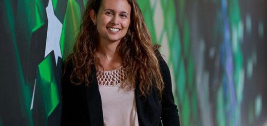 Carolina Parada, la ingeniera venezolana que lideró la investigación sobre reconocimiento de voz para Google | Foto: CNET