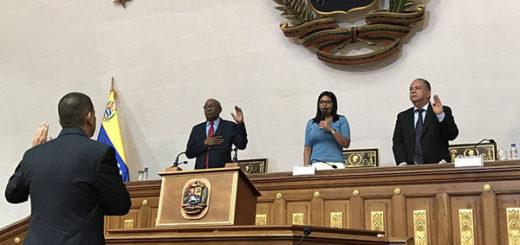 ANC juramentó a Omar rieto como gobernador del estado Zulia | Foto: @rmessuti