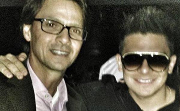 Oscarcito y Lorenzo Mendoza | Foto: Instagram