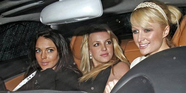 La confesión de Paris Hilton sobre sus días de fiesta con Britney Spears y Lindsay Lohan   Cortesía