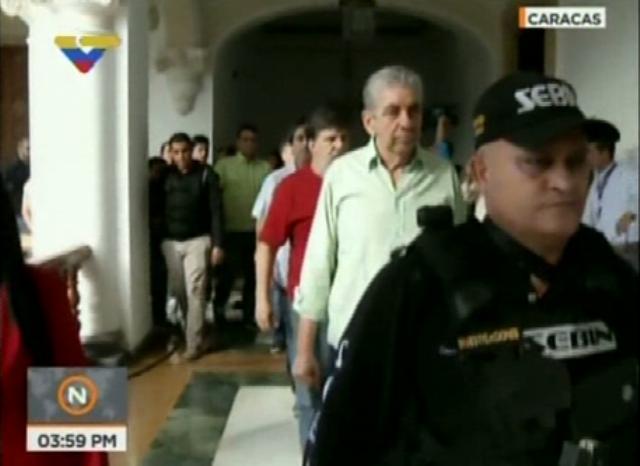 Entre los liberados estaría Alfredo Ramos |Foto cortesía