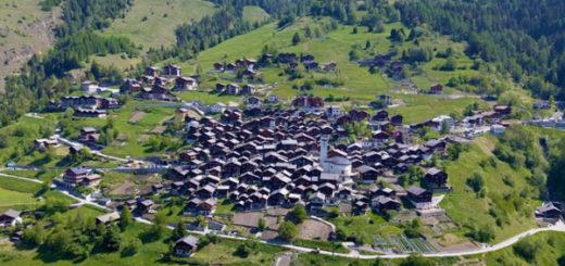 Albinen, el pueblo pueblo suizo que paga 21.381 euros por vivir ahí