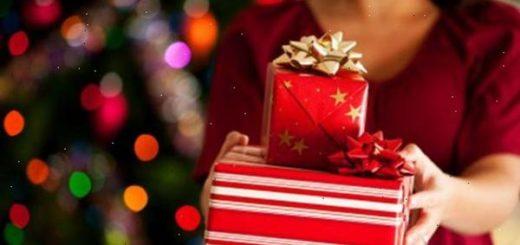 Regalos en Navidad |Foto referencial