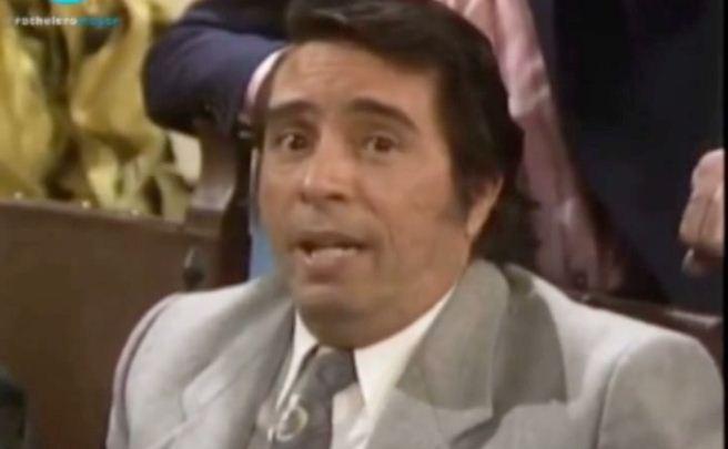 Nelson Paredes, comediante de Radio Rochela