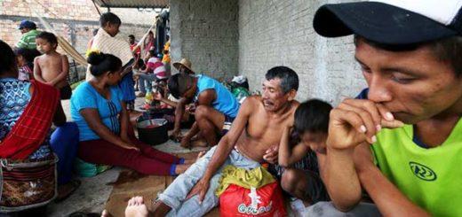 Gobierno de Roraima declara emergencia social | Foto: EFE