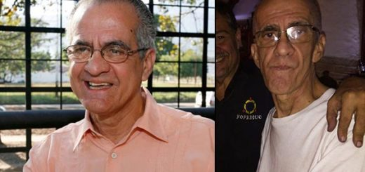 El nuevo rostro de presos políticos tras su encarcelamiento   Composición Notitotal