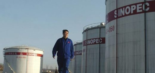 Sinopec, estatal petrolera china |Foto cortesía
