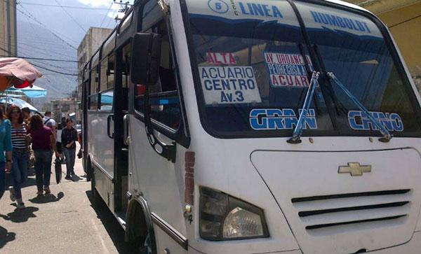 Transportistas exigen nuevo aumento   Foto cortesía