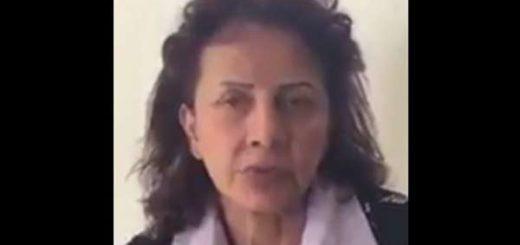 Mamá de Óscar Pérez rompe el silencio |Captura de video