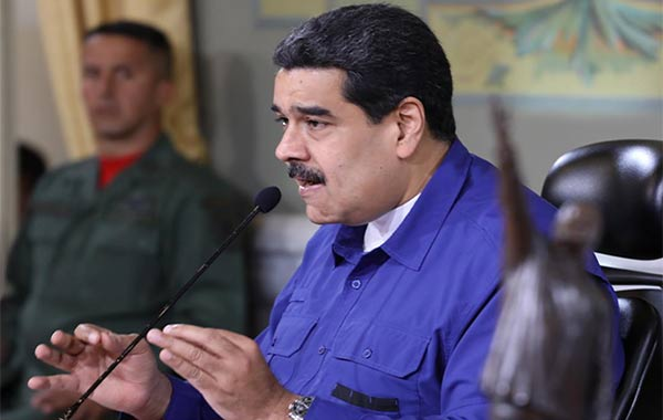 Presidente Nicolás Maduro | Foto: @Dpresidencia