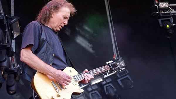 Muere a los 67 años Eddie Clarke, guitarrista de Motörhead   Foto cortesía