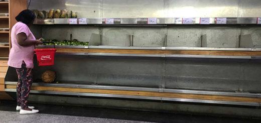 La abrasiva escasez se hace sentir este inicio de año |Foto: Reuters