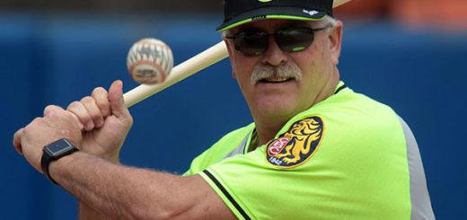 Mike Rojas fue electo como el Manager del Año | Foto cortesía