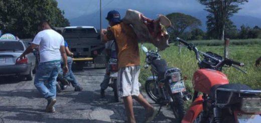 Saqueos en Mérida fueron un golpe duro para todos los productores |Foto: La Nación