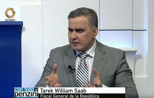 Tarek William Saab | Captura de video