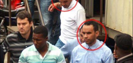 Venezolanos arrestados por narcotráfico |Foto cortesía