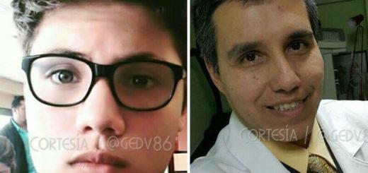 Estudiante de la UCAB asesinó a su padre, el cardiólogo Julián Moncada
