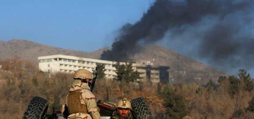 Murieron dos venezolanos en un ataque talibán en Kabul | Foto: Reuters