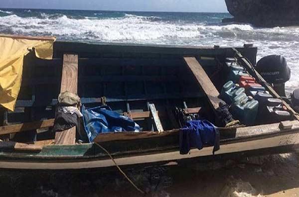 Balsero sobreviviente cuenta la historia del naufragio | Foto: El Cooperante