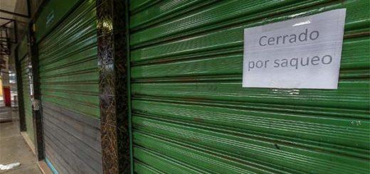 Por miedo ante ola de saqueos cierran más negocios en Ciudad Guayana | Cortesía