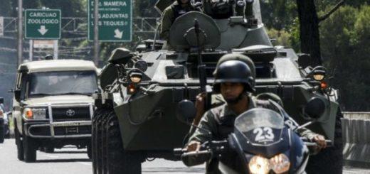 Óscar Pérez quedó descubierto por fuga de información | Foto cortesía
