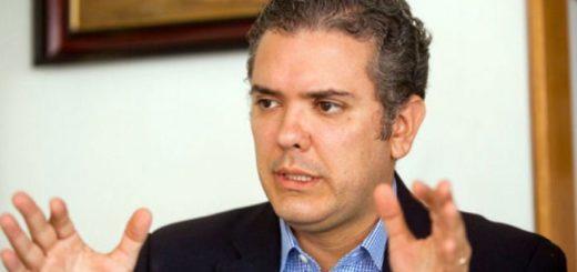 Iván Duque, candidato presidencial de Colombia | Foto cortesía